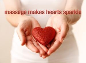 hearts sparkle